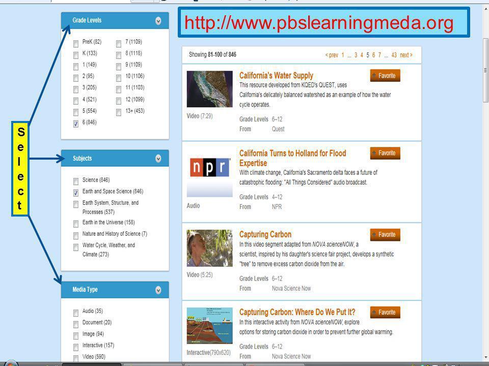 http://www.pbslearningmeda.org Select