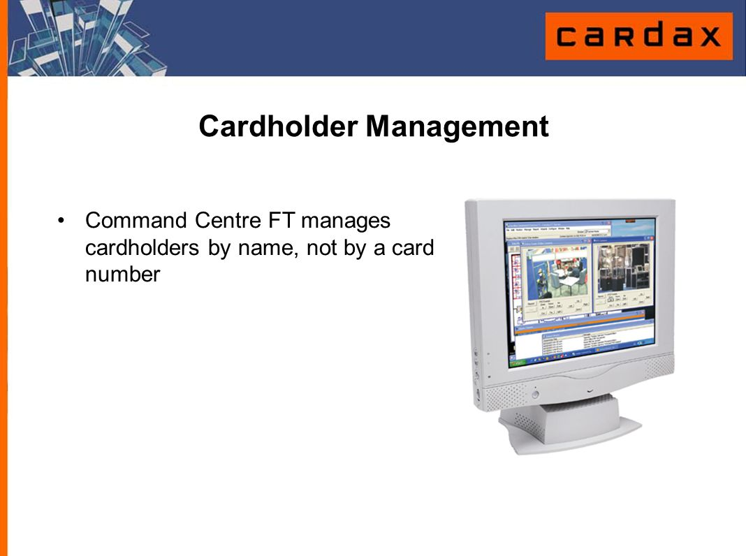 Cardholder Management