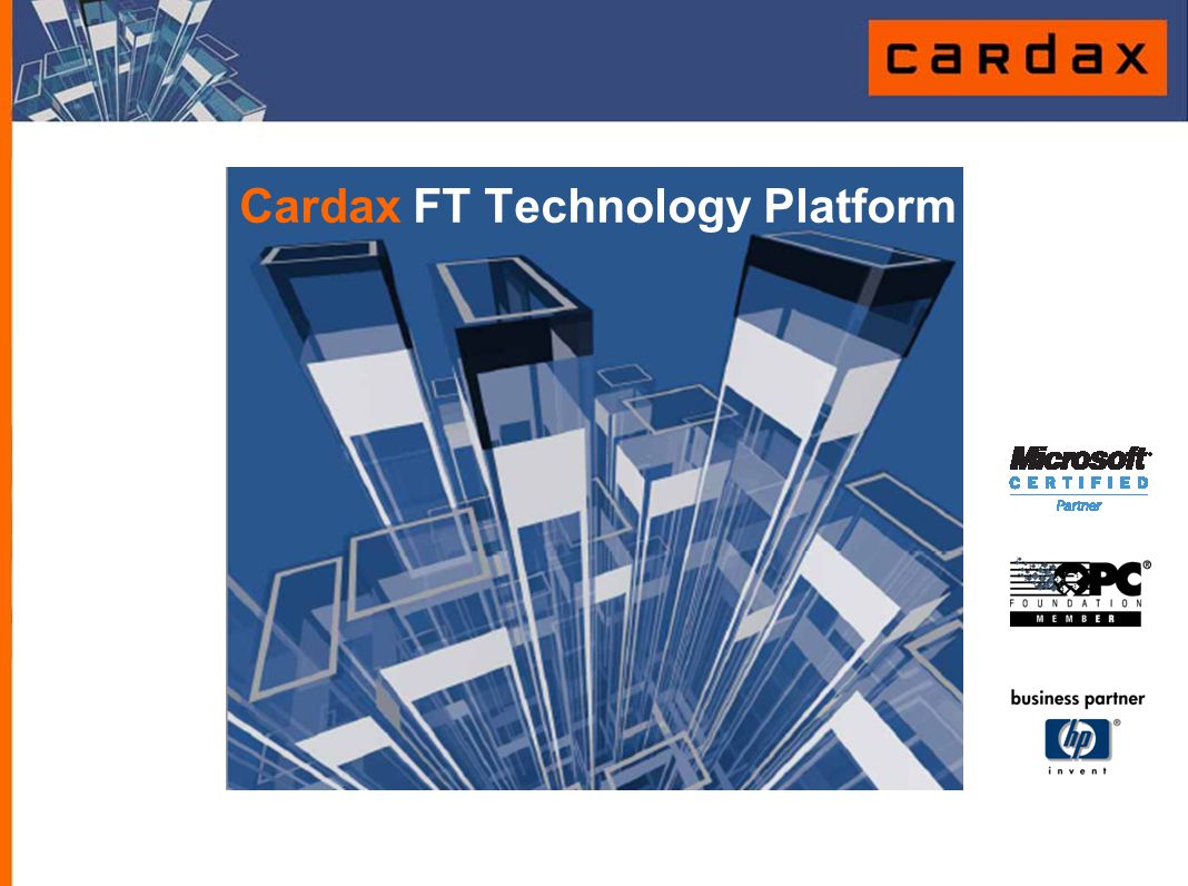 Cardax FT Technology Platform