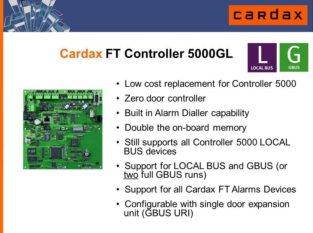 Cardax FT Controller 5000GL