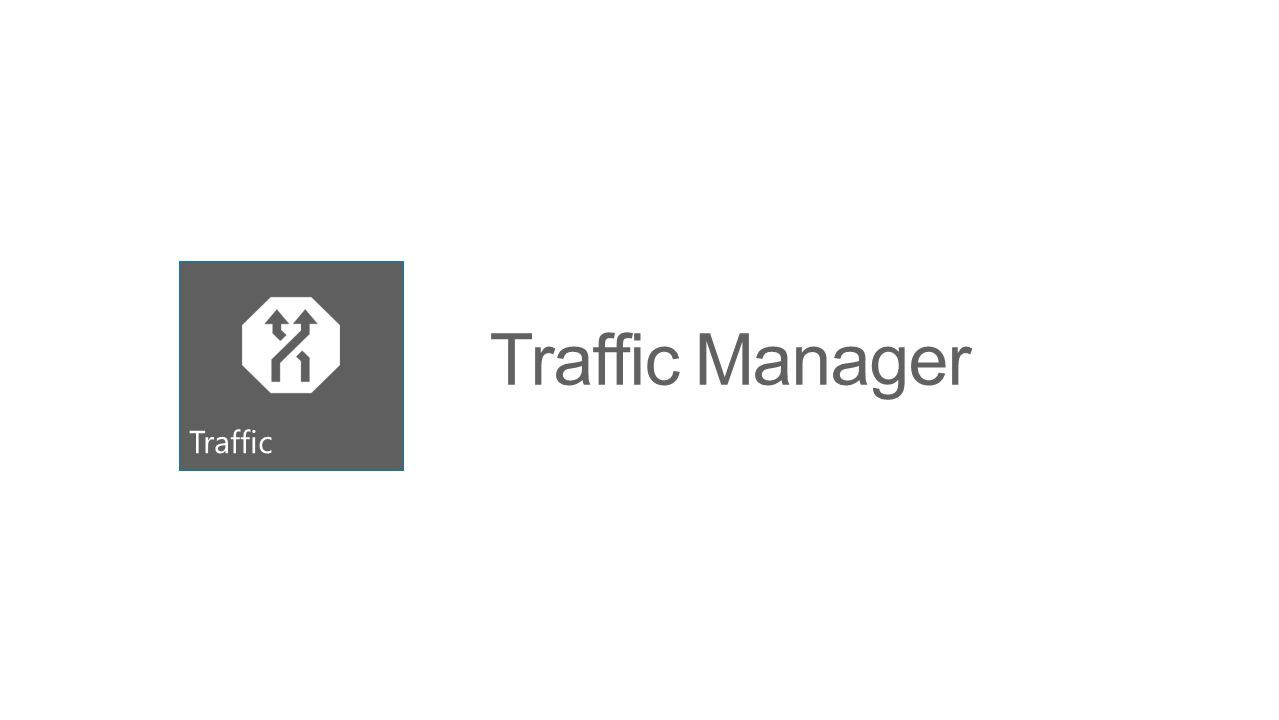Traffic Traffic Manager