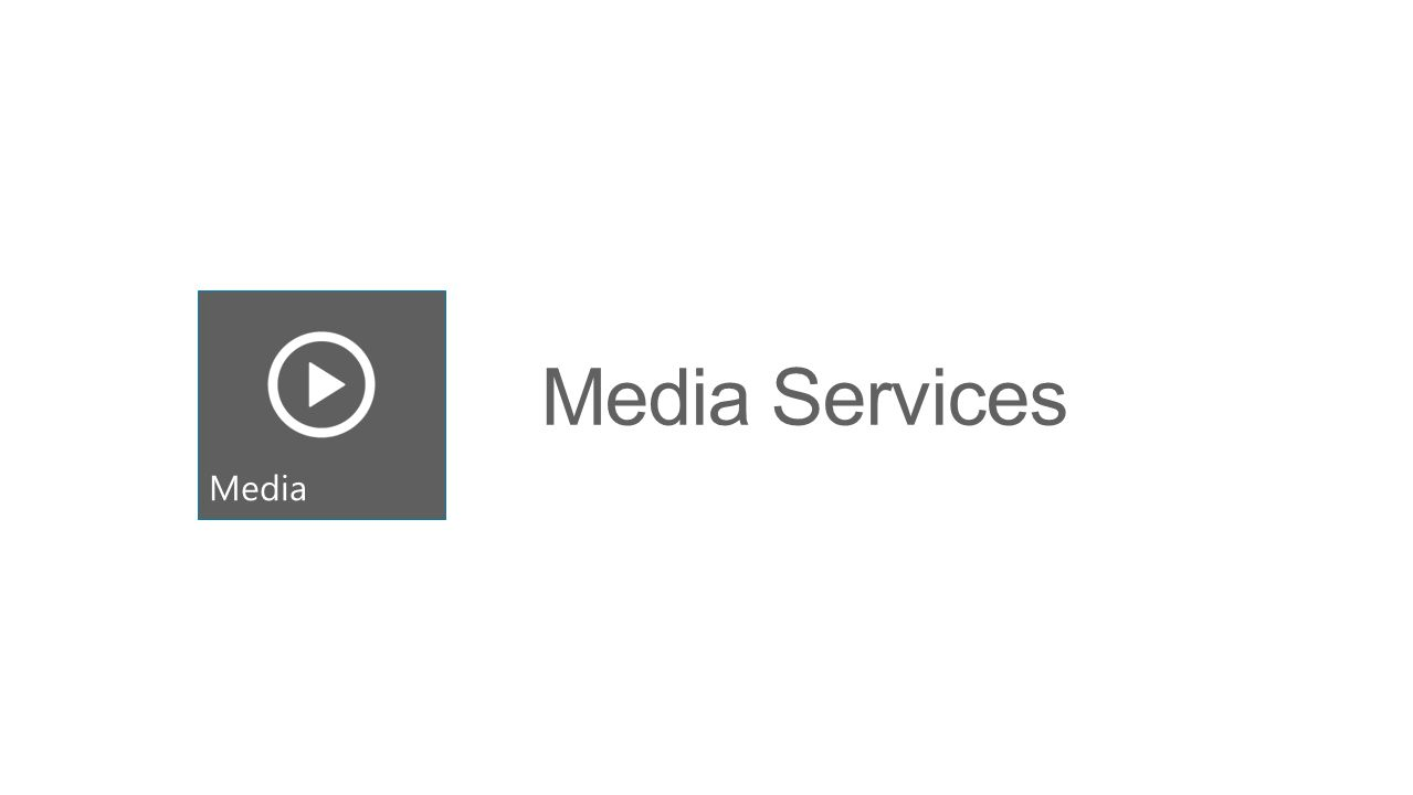 Media Media Services