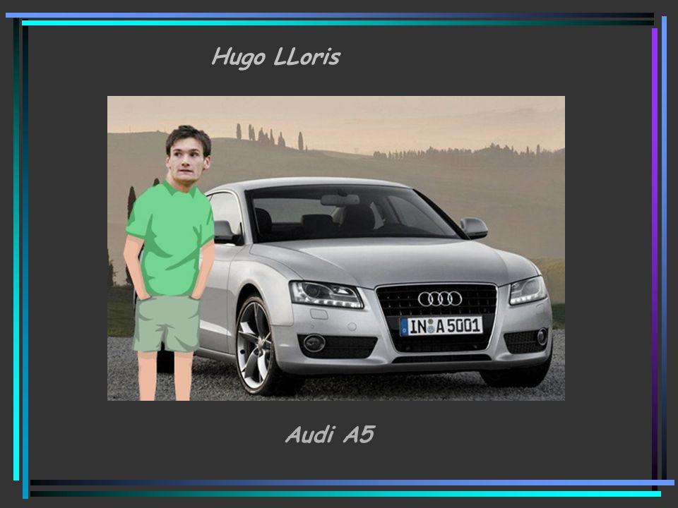 Hugo LLoris Audi A5