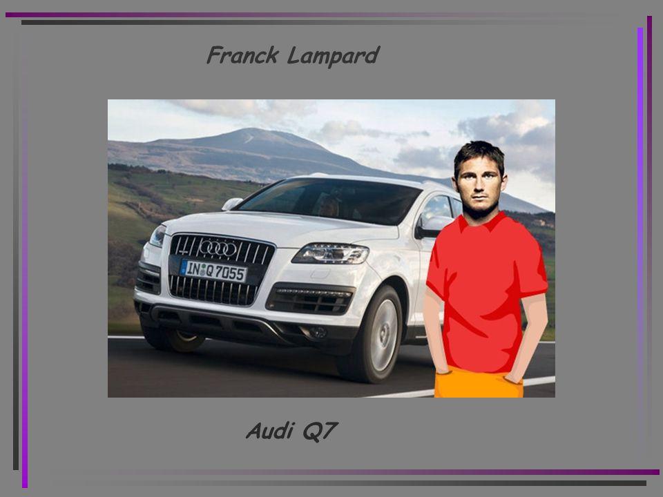 Franck Lampard Audi Q7