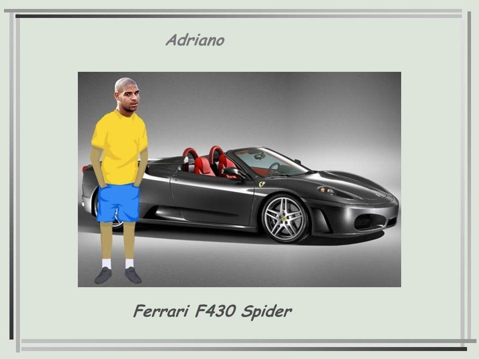 Adriano Ferrari F430 Spider