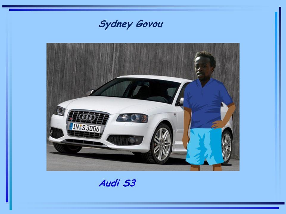 Sydney Govou Audi S3
