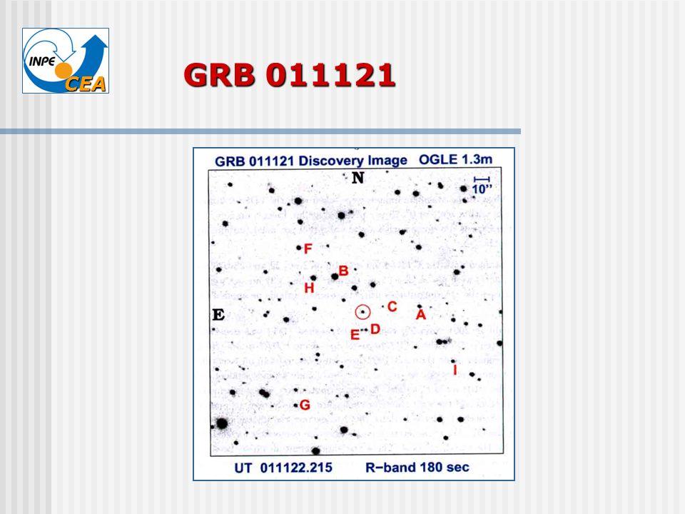 GRB 011121
