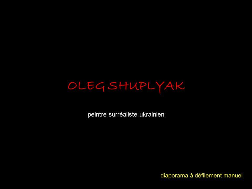 peintre surréaliste ukrainien
