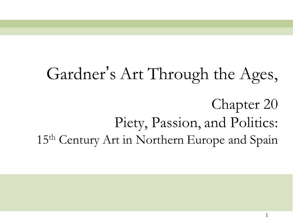 Gardner's Art Through the Ages,