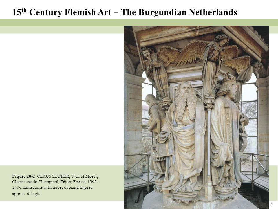 15th Century Flemish Art – The Burgundian Netherlands