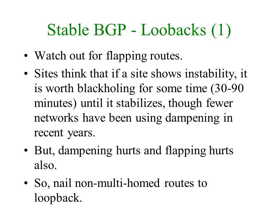 Stable BGP - Loobacks (1)