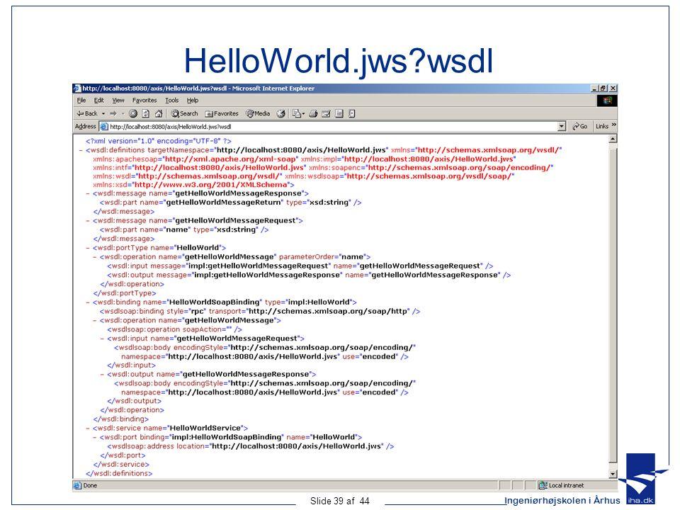 HelloWorld.jws wsdl