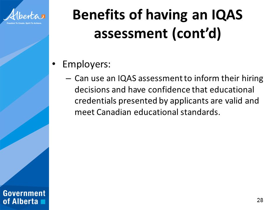 Advantages and Disadvantages of Various Assessment Methods