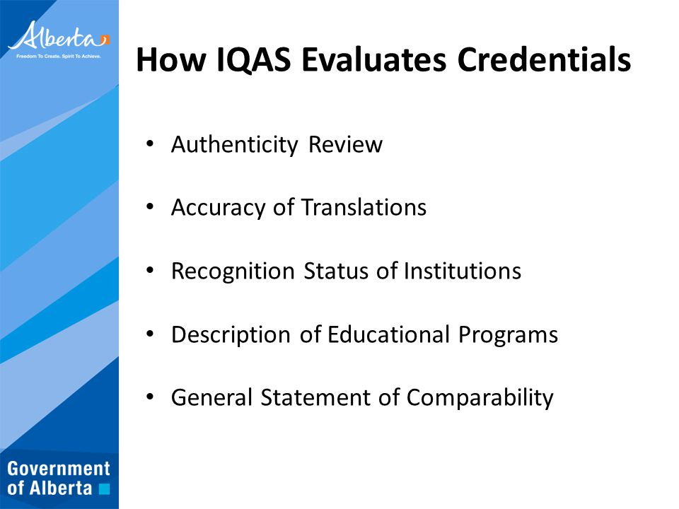 iqas review