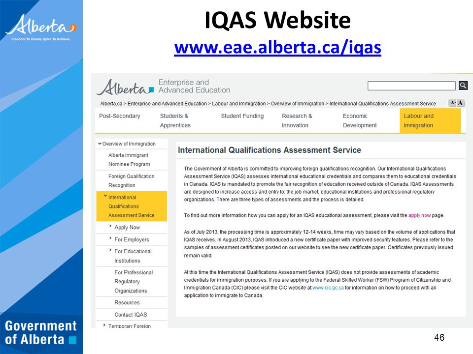 iqas checklist Application form thank you for your interest in joining the seqohs accreditation scheme to register, please complete the form on the next page.