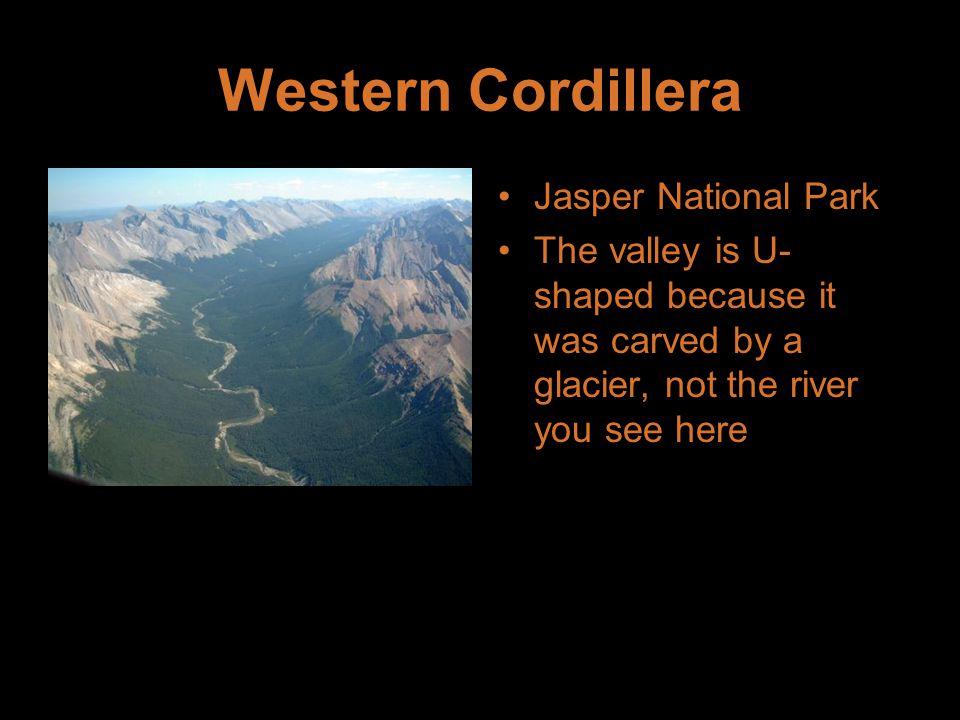 Western Cordillera Jasper National Park