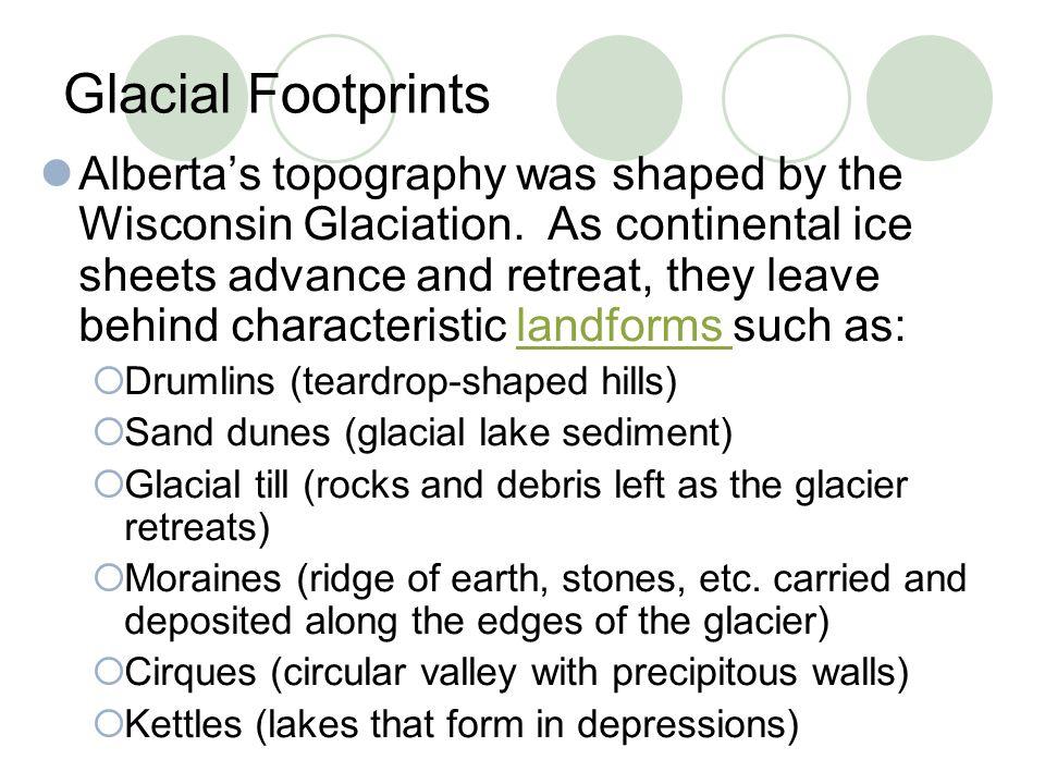 Glacial Footprints