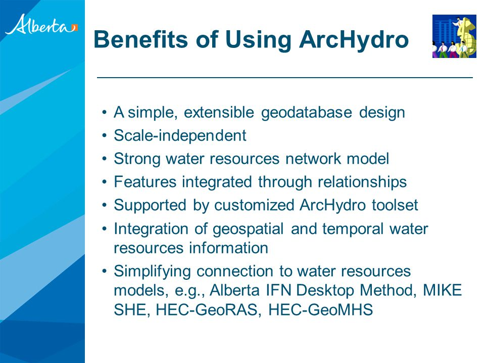 Benefits of Using ArcHydro