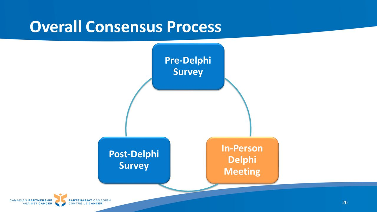 Overall Consensus Process