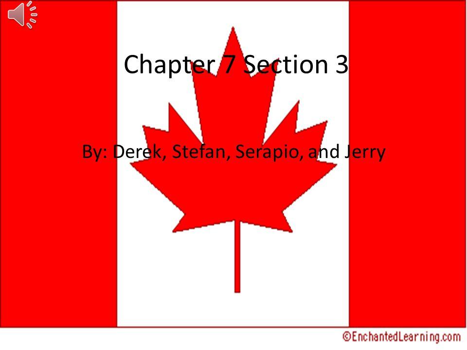 By: Derek, Stefan, Serapio, and Jerry