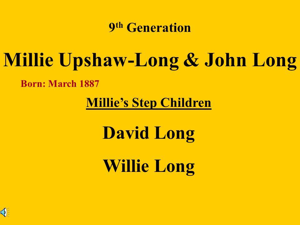 Millie's Step Children