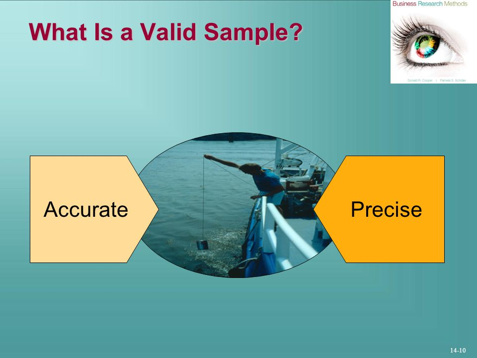 What Is a Valid Sample Accurate Precise