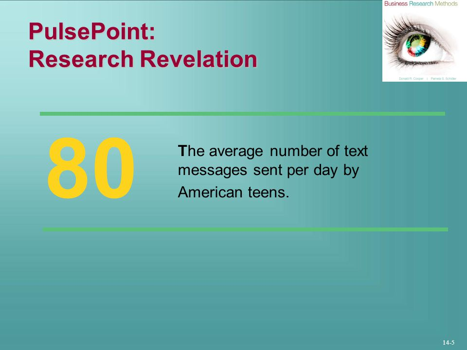 PulsePoint: Research Revelation
