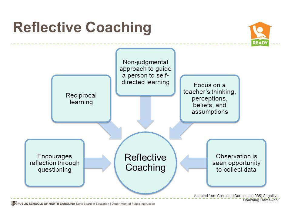 Reflective Coaching Reflective Coaching