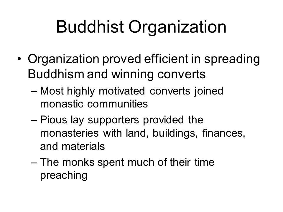 Buddhist Organization