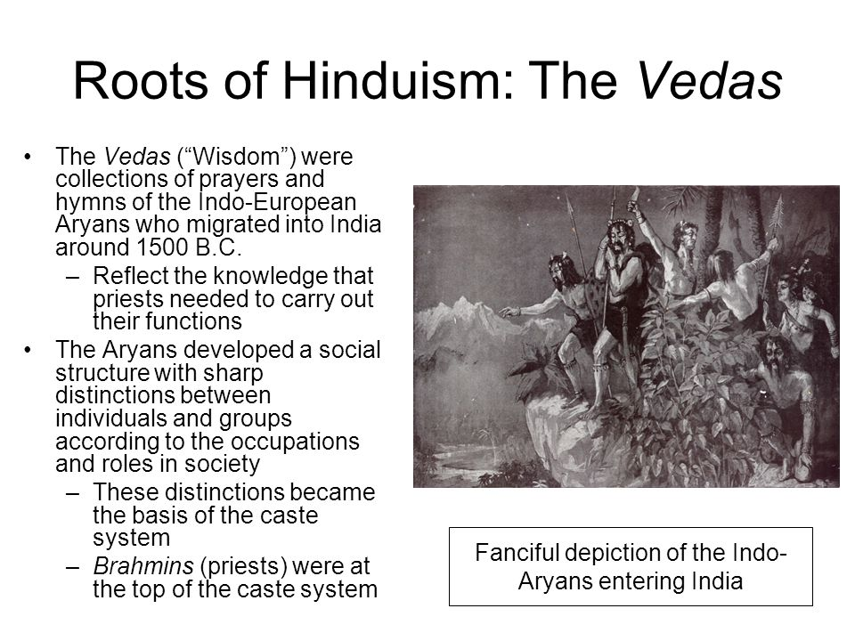 Roots of Hinduism: The Vedas