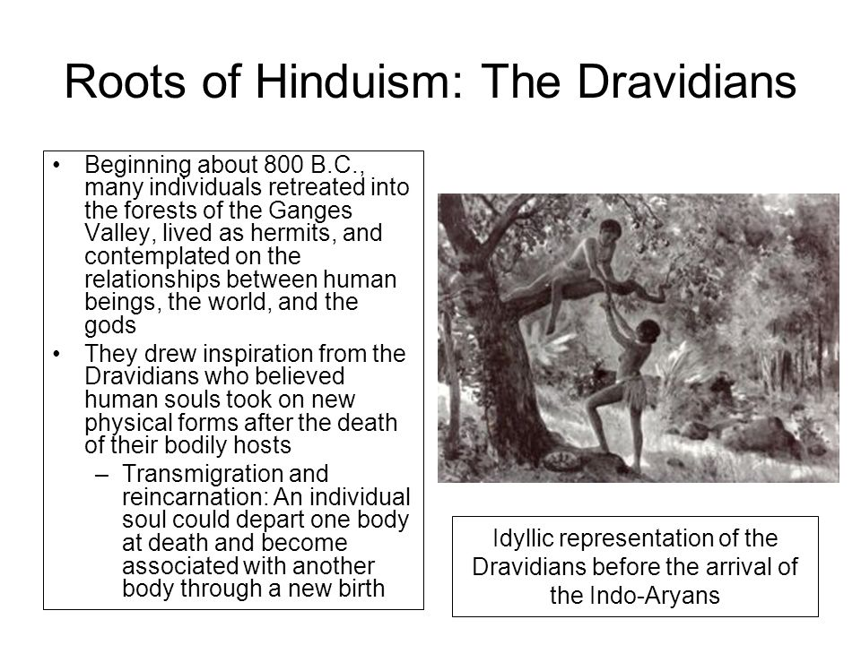 Roots of Hinduism: The Dravidians
