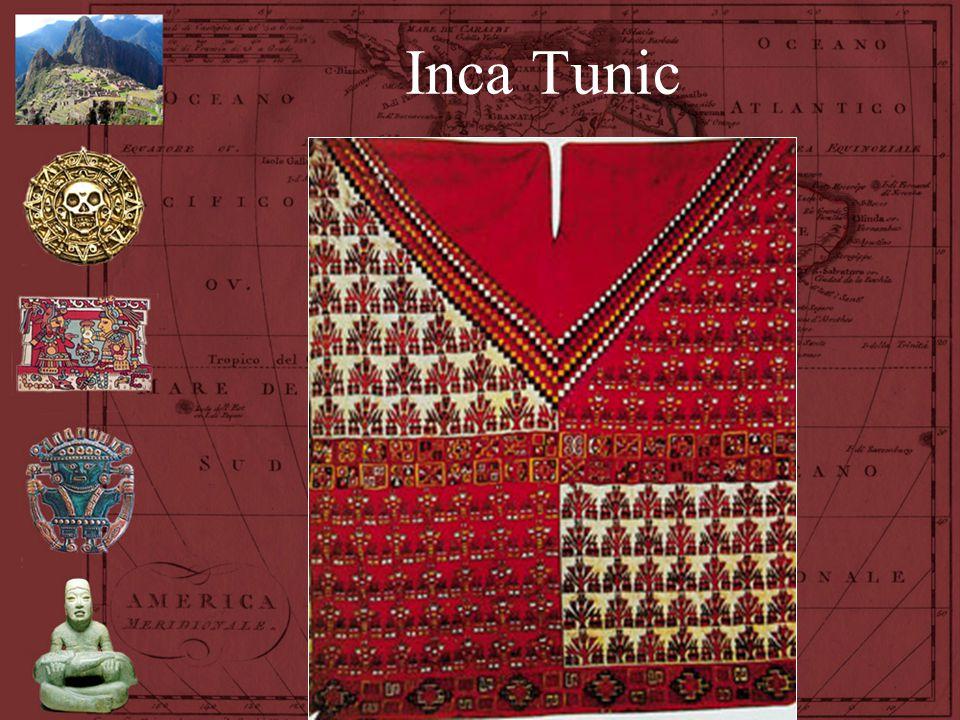 * 07/16/96. Inca Tunic. Inca Tunic.