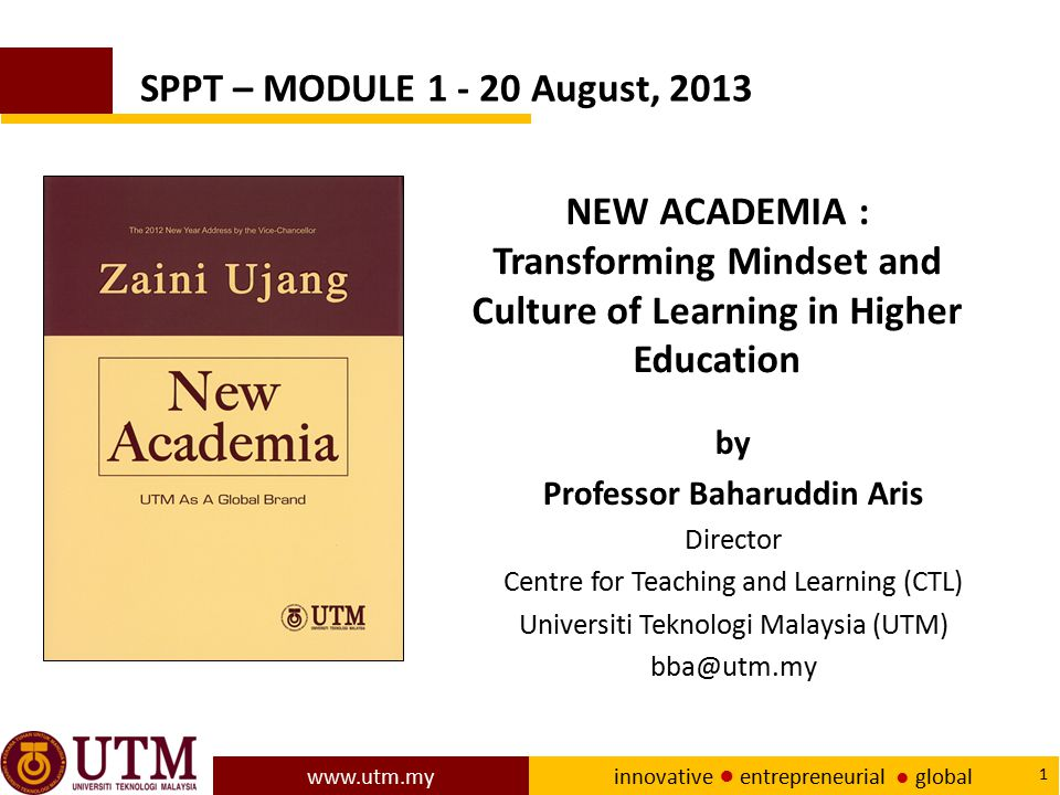Transforming Mindset and Culture of Learning in Higher Education