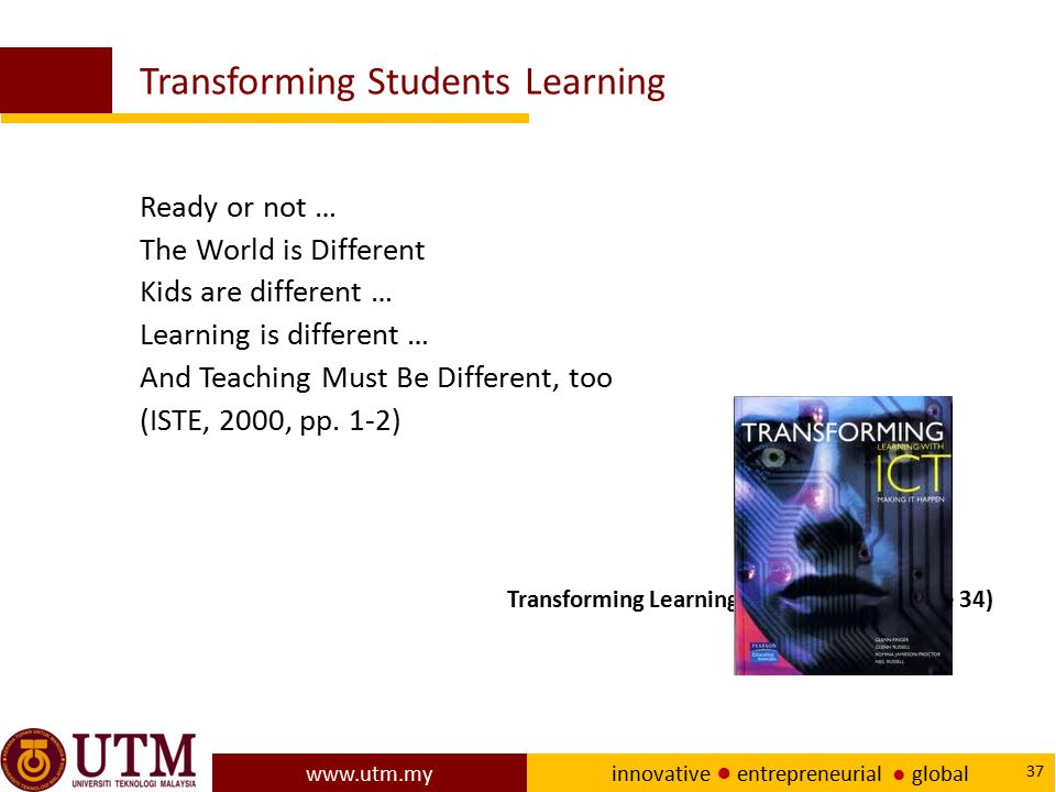 Transforming Students Learning