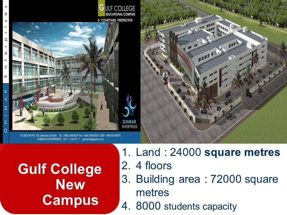 Gulf College New Campus