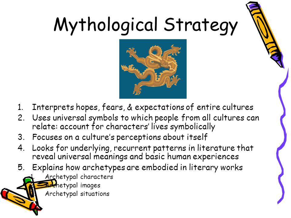 Mythological Strategy