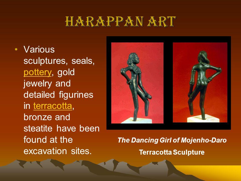 The Dancing Girl of Mojenho-Daro