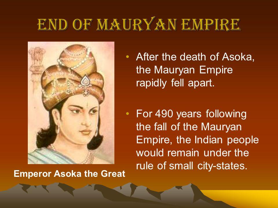 Emperor Asoka the Great