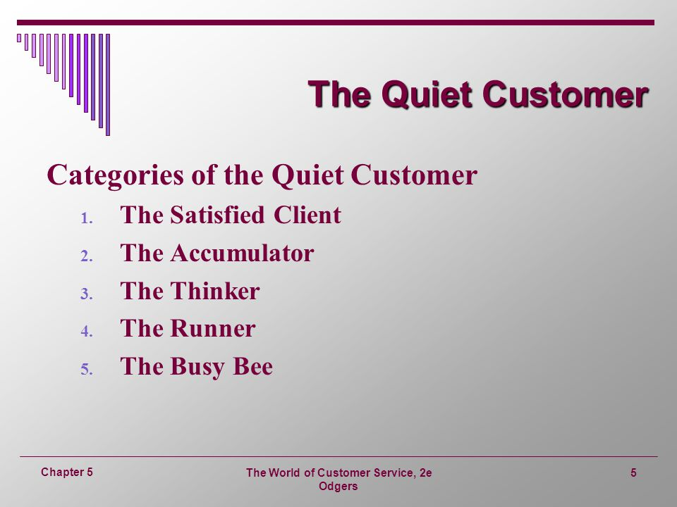 The World of Customer Service, 2e Odgers