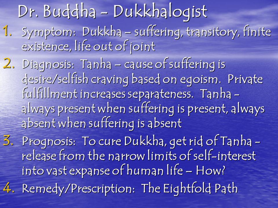 Dr. Buddha - Dukkhalogist