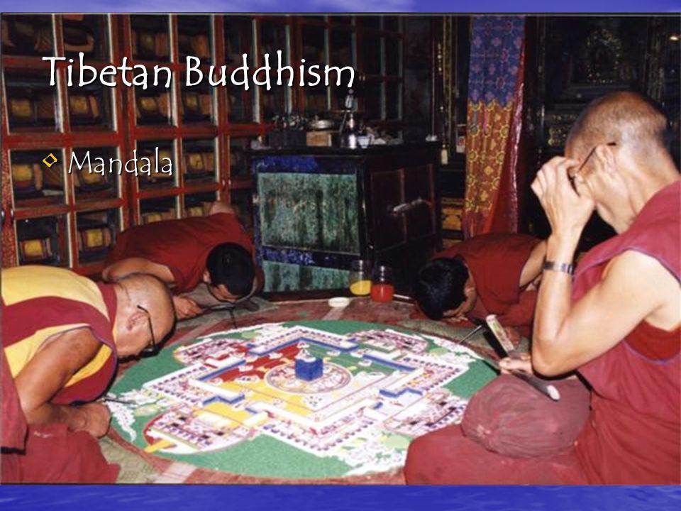 Tibetan Buddhism Mandala