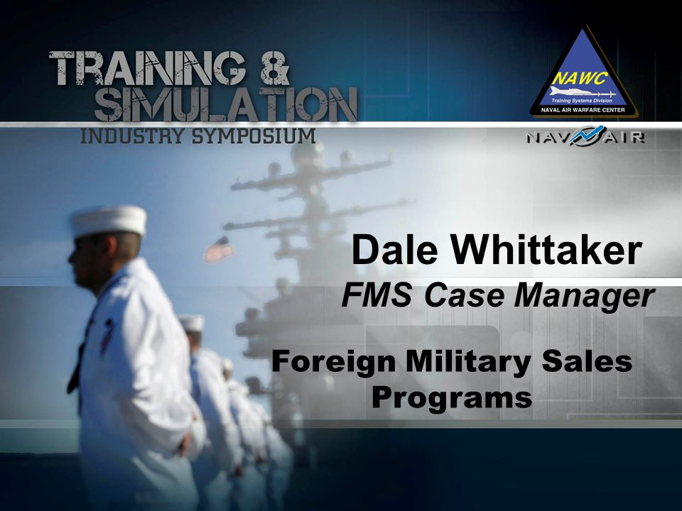 Foreign Military Sales Programs