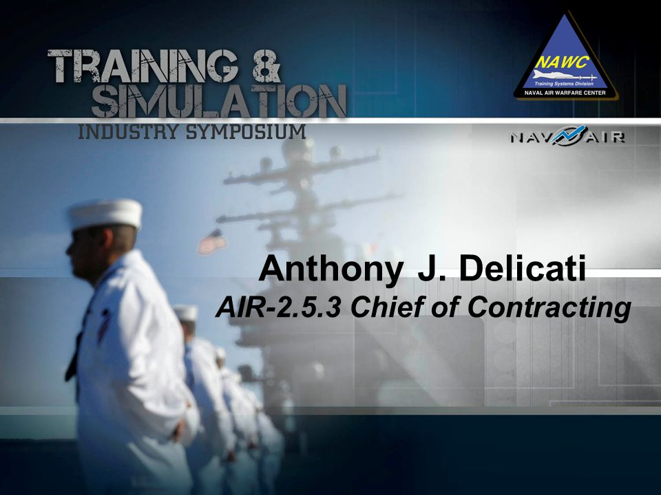 AIR-2.5.3 Chief of Contracting