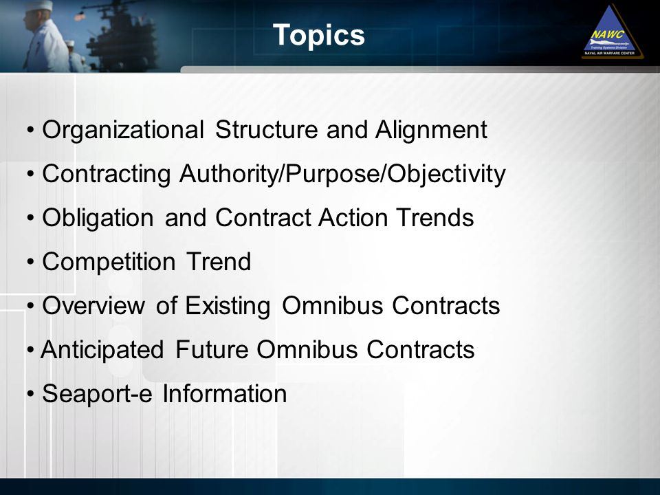 Topics Organizational Structure and Alignment