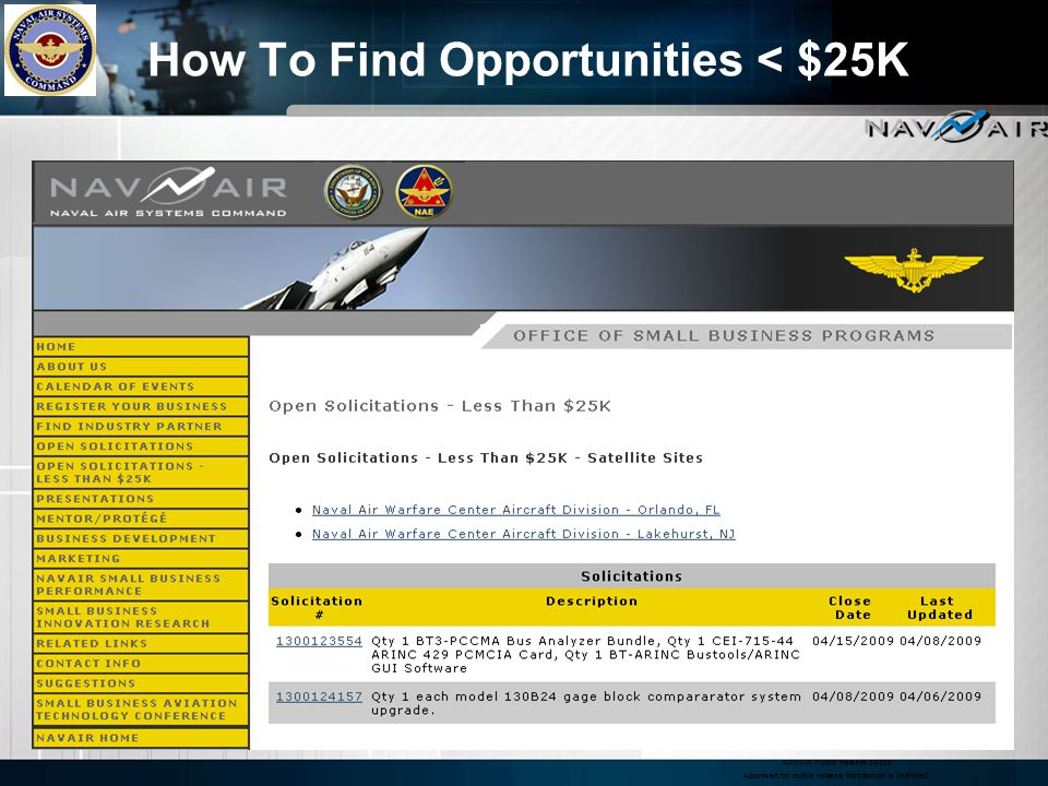 How To Find Opportunities < $25K