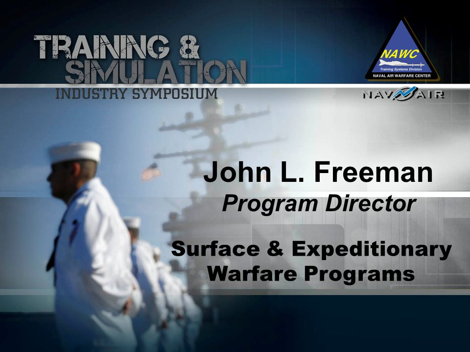 Surface & Expeditionary Warfare Programs