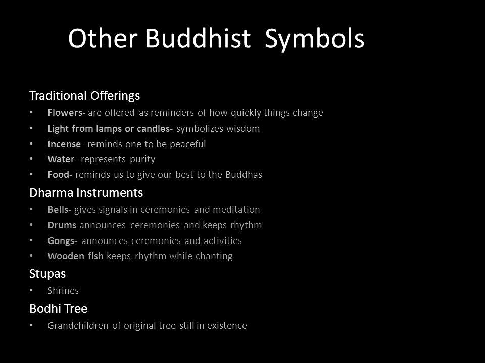 Other Buddhist Symbols