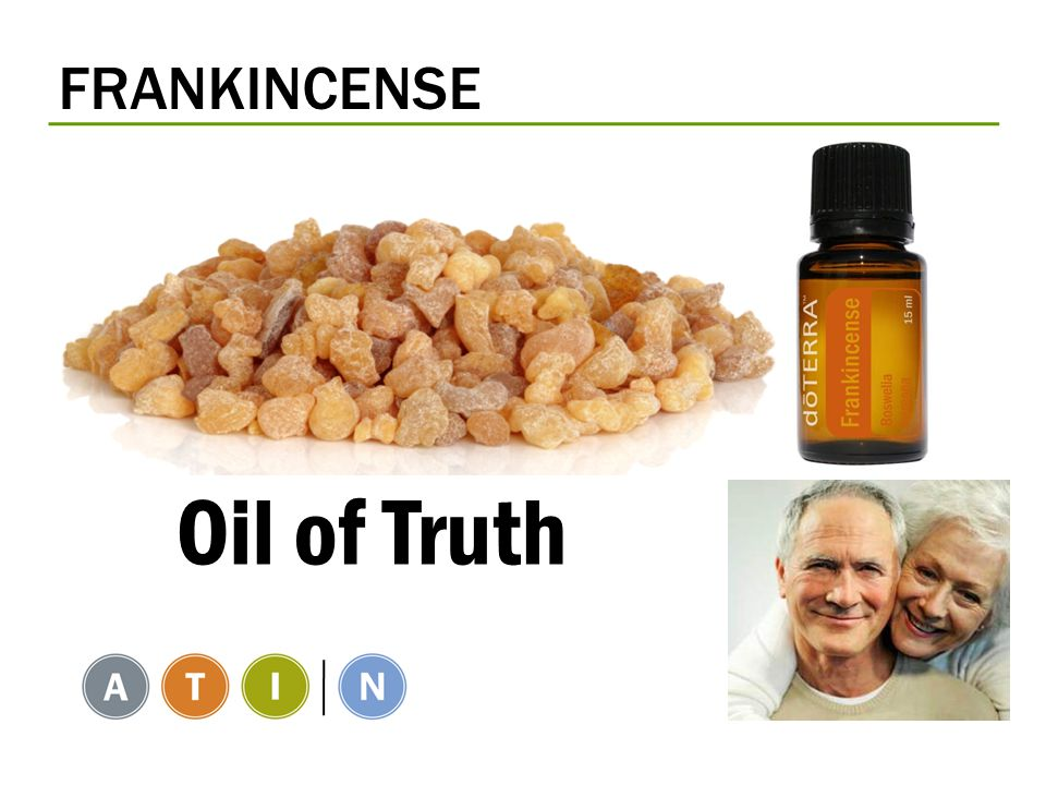 Oil of Truth FRANKINCENSE