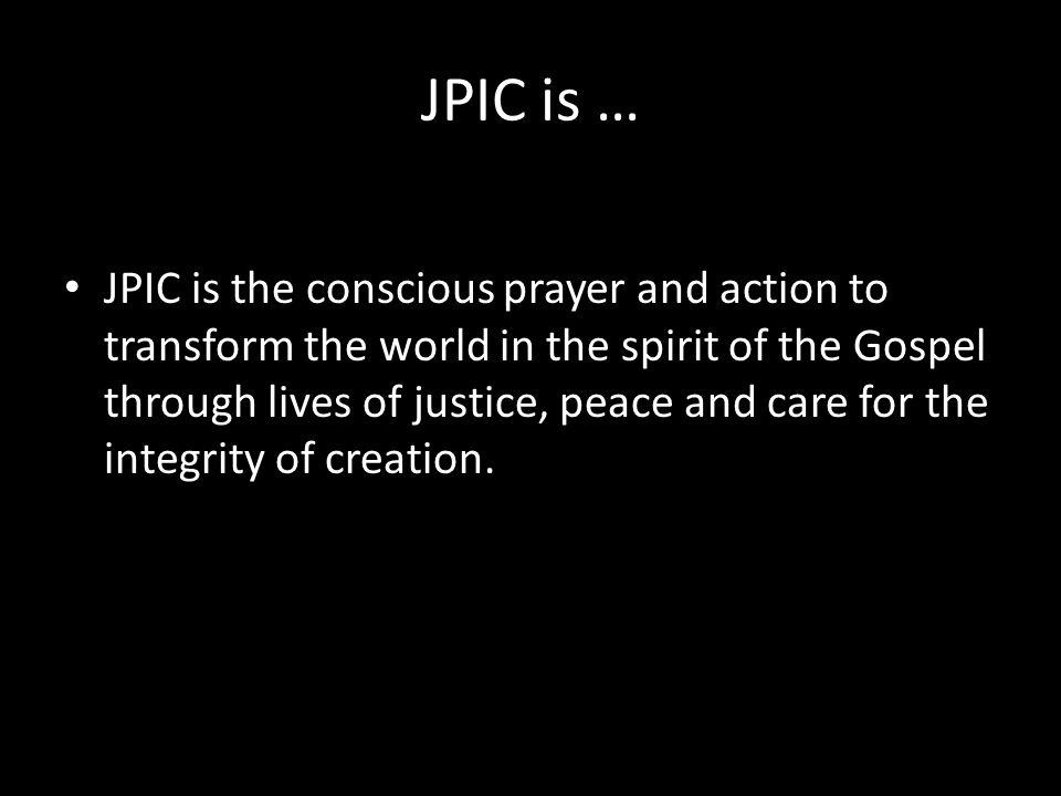 JPIC is …