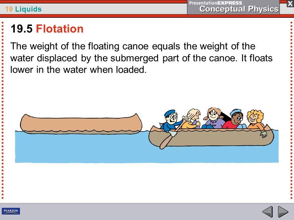 19.5 Flotation